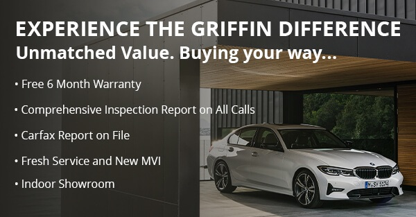 Experience the Griffin Difference.